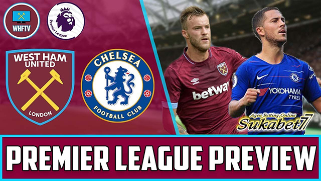 Prediksi West Ham United VS Chelsea Di Olympic Stadium