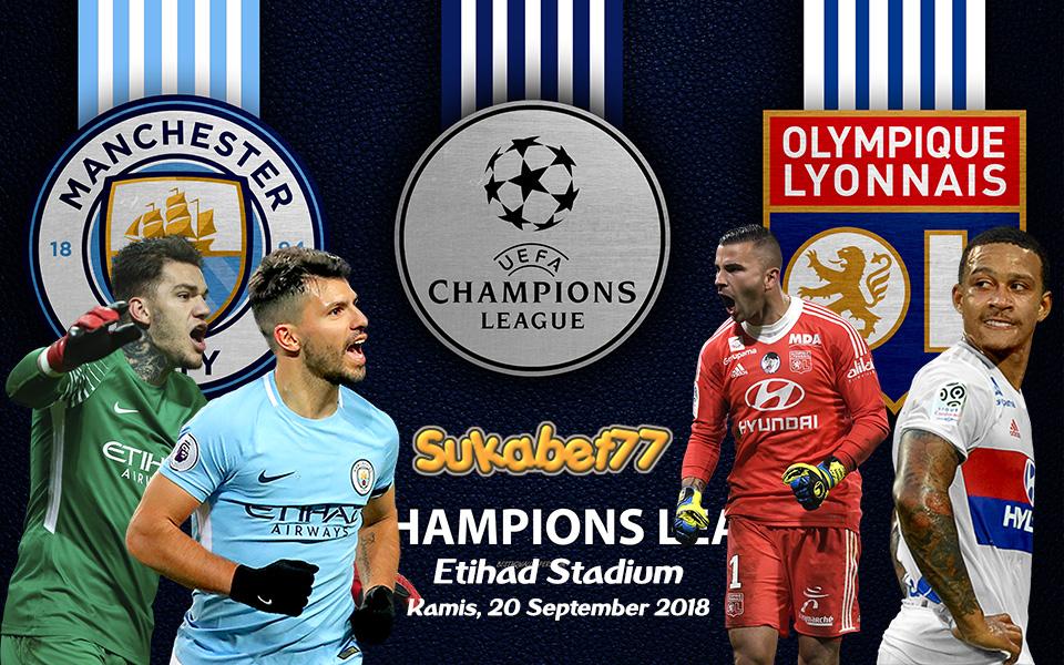 Prediksi Manchester City VS Lyon Dari Grup F
