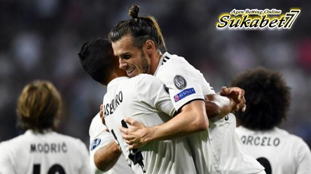 Real Madrid Raih Kemenangan Telak Atas AS Roma
