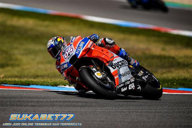Andrea Dovizioso Pimpin MotoGP Seri Jepang Besok