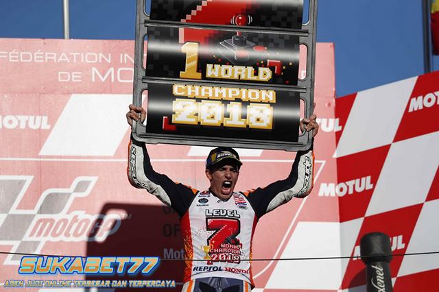 Marquez Kunci Gelar Juara Di Jepang, Dovi Alami Crash