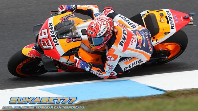 Pole Position Untuk Marc Marquez Di GP Australia