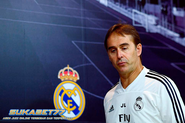 Julen Lopetegui Dan Real Madrid Resmi Pisah Jalan
