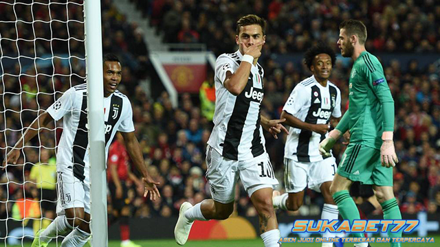 Gol Tunggal Paulo Dybala Bungkam Manchester United