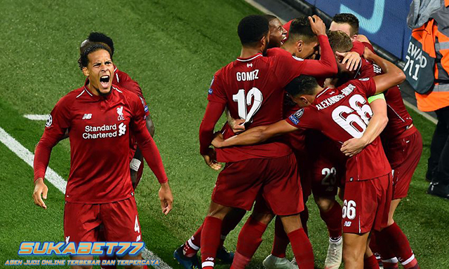 Liverpool Sukses Tekuk Red Star Belgrade Di Anfield Stadium