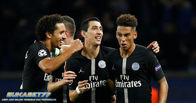 Sempat Tertinggal, PSG Berhasil Imbangi Napoli