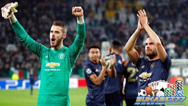 Kemenangan Dramatis United Yang Kejutkan Juventus