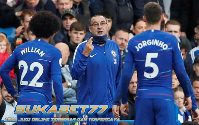 Kekalahan Pertama Chelsea Musim Ini