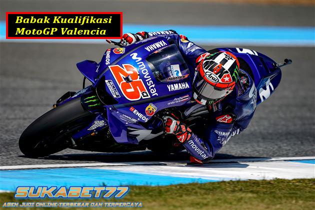 Babak Kualifikasi MotoGP Valencia