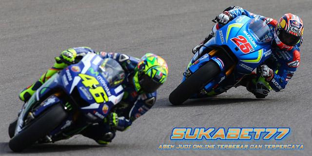 Duel Panas Rider Yamaha Di Balapan Terakhir