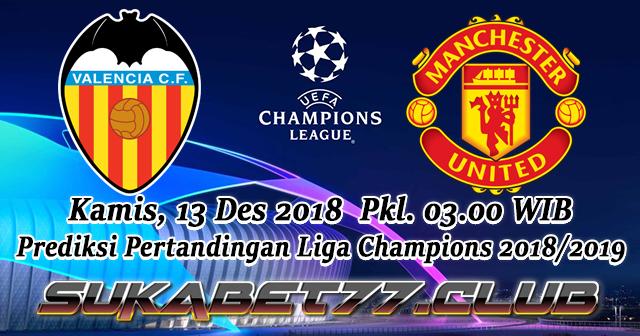 Prediksi Kualifikasi Grup H Antara Valencia vs Manchester United