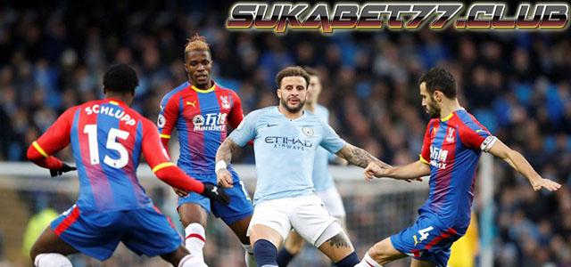 Crystal Palace Berjaya Atas Manchester City