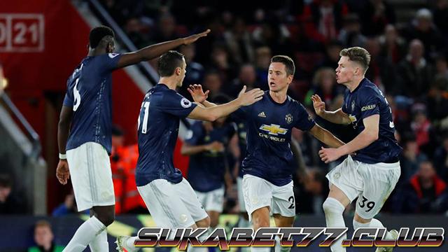 United Kembali Berbagi Poin Dengan Southampton