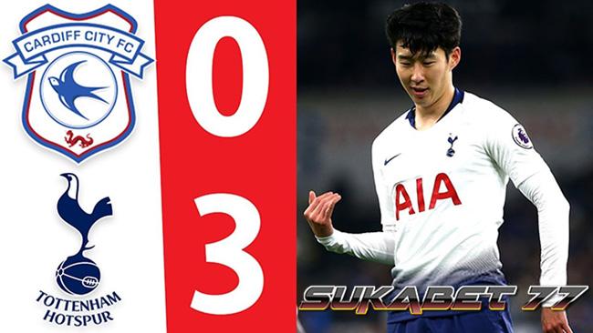 Tottenham Kembali Ke Jalur Persaingan