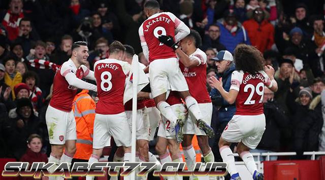 Arsenal Raih Poin Penuh Di Laga Kandang