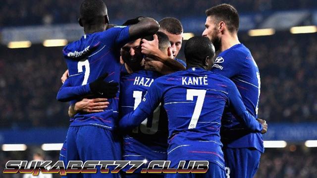 Tiga Gol Tanpa Balas Bawa Chelsea Melaju Ke Babak Kelima