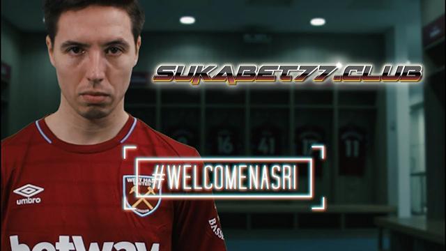 Samir Nasri Gabung West Ham United