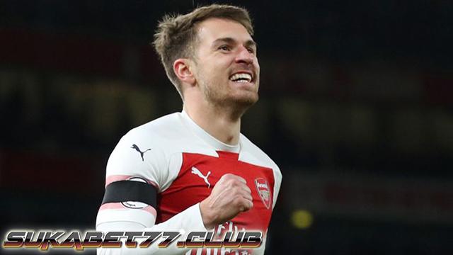 Aaron Ramsey Gabung Juventus