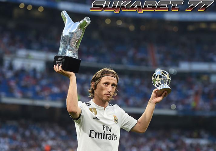 Luka Modric Segera Perpanjang Kontrak Di Real Madrid