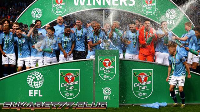 City Bawa Pulang Trofi Piala Liga Inggris