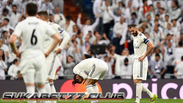 Los Blancos Tunduk Dari Ajax Di Kandang