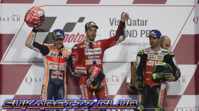 Andrea Dovizioso Buka Kemenangan Perdana Musim 2019
