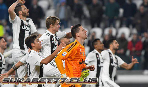 Juventus Lolos Ke Perempatfinal Liga Champions