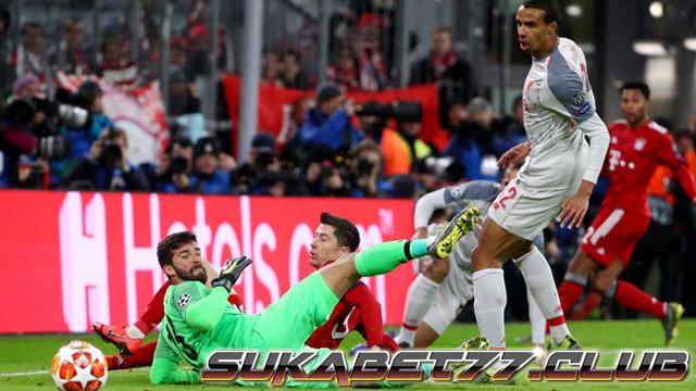 Liverpool Jajal Babak Perempatfinal Liga Champions