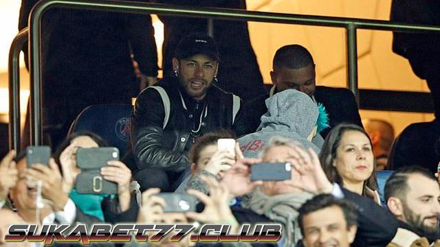 Sanksi Dari UEFA Menanti Neymar