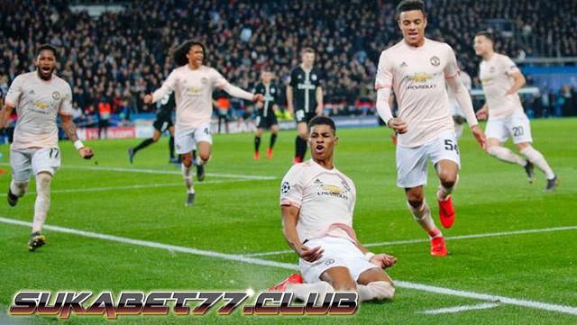 Penalti Rashford Antar United Ke Perempatfinal