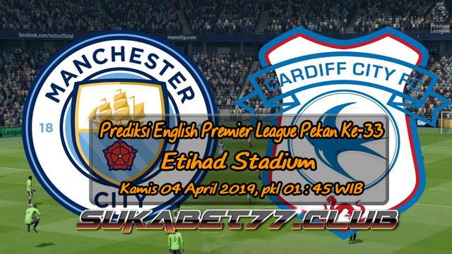 Prediksi Manchester City vs Cardiff City