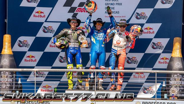 Gelar Pertama Alex Rins Di MotoGP 2019