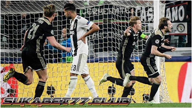 Setelah Madrid, Ajax Juga Singkirkan Juventus