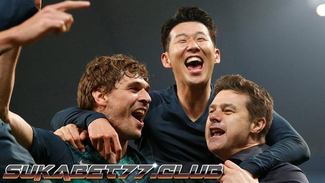 Laju Tottenham Hotspur Ke Babak Semifinal