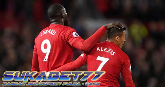 Alexis Sanchez Susul Romelu Lukaku Ke Inter Milan