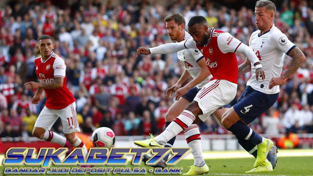 Empat Gol Tercipta Di Derby London Utara Minggu Dinihari