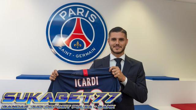 Mauro Icardi Resmi Berlabuh Ke PSG