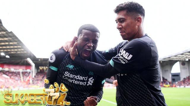 Liverpool Jaga Posisinya Di Puncak Klasemen