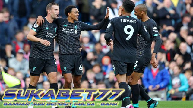 Liverpool Perpanjang Catatan Positif Di Markas Burnley