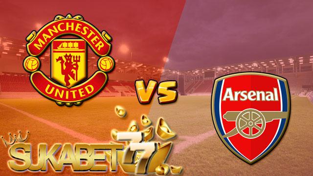 Persiapan Manchester United Jelang laga Kontra Arsenal