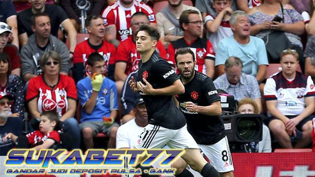 Southampton Tahan Imbang Manchester United